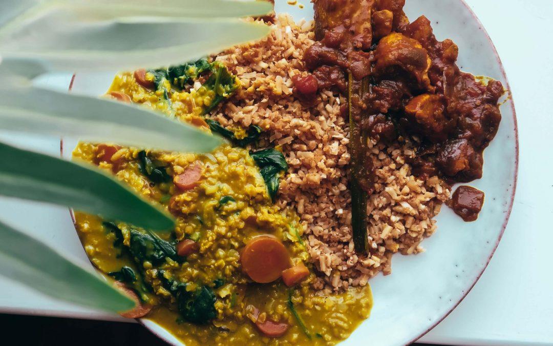 Sri Lanka Kip en Linzen Curry
