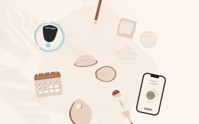 Wil je anticonceptie zonder hormonen? Dit zijn je opties
